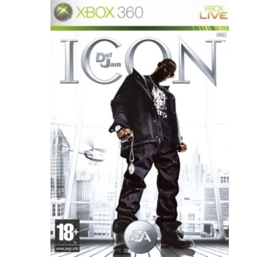 Def Jam - Icon - Xbox 360