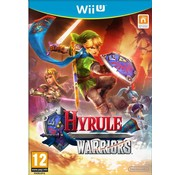 WII U Hyrule Warriors - Wii U