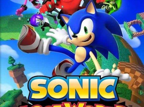 WII U Sonic: Lost World - Wii U