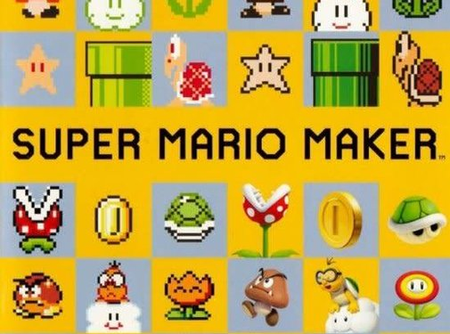 WII U Super Mario Maker - Wii U