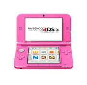 3DS Nintendo 3DS XL Roze + 4GB SD Kaart (2982)