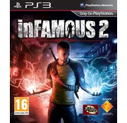 PS3 Infamous 2 PS3
