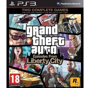 PS3 Grand Theft Auto: Episodes From Liberty City - PS3