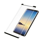 Small Tempered Glass Protector 3D Curved Note 9