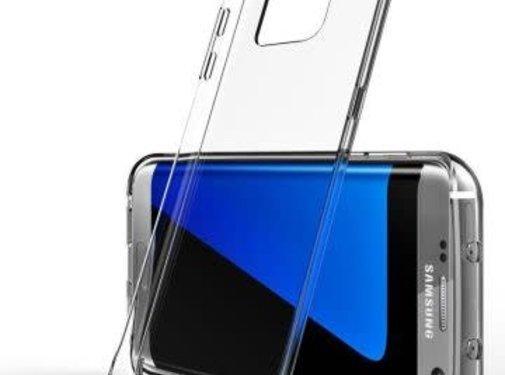 Samsung Galaxy S6 EDGE Clear cover