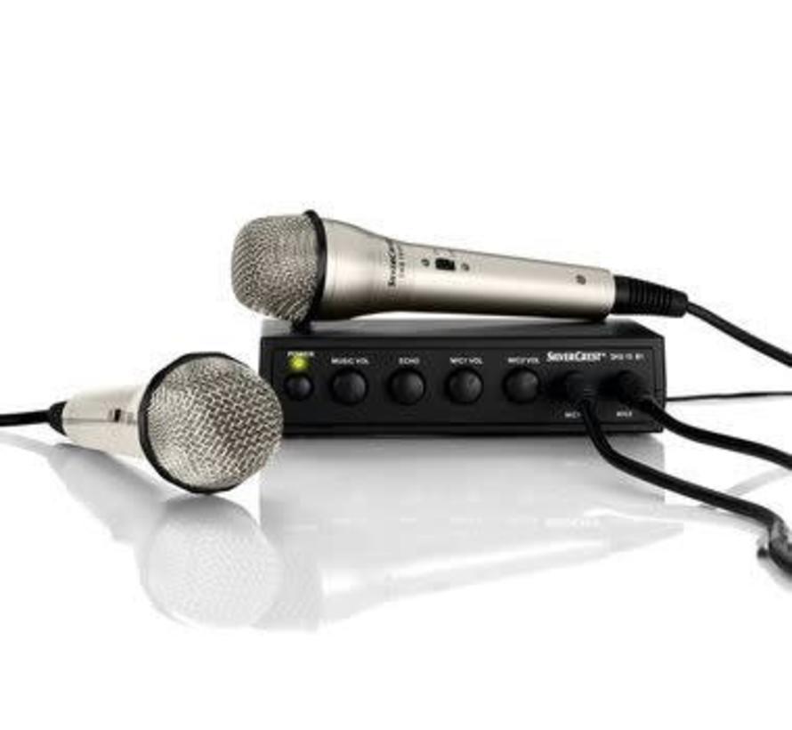 Karaoke set Silvercrest
