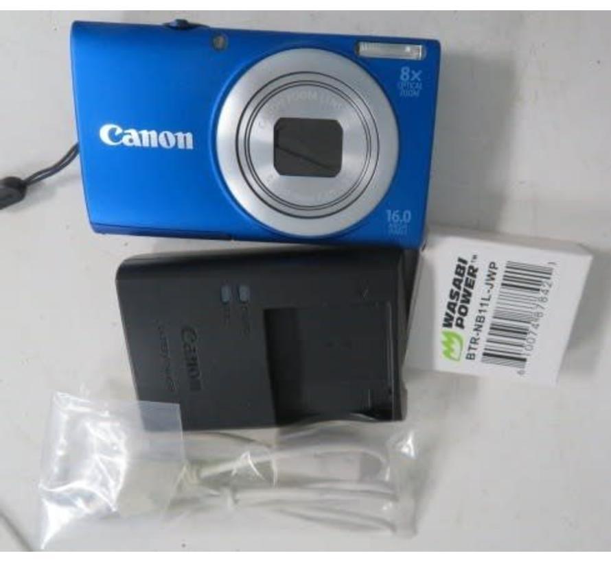 Canon Powershot A4000 16MP
