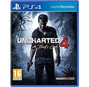 PS4 Uncharted 4 A Thief's End  PS4