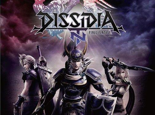 PS4 DISSDIA Final Fantasy PS4