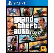 PS4 Grand Theft Auto V / GTA 5 PS4