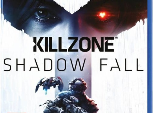 PS3 Killzone Shadow Fall PS4