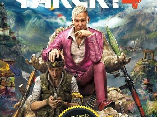INKOOP CONSUMENT Far Cry 4 Xbox One