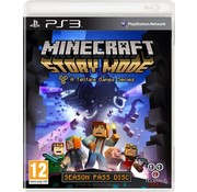 PS3 Minecraft story mode PS3