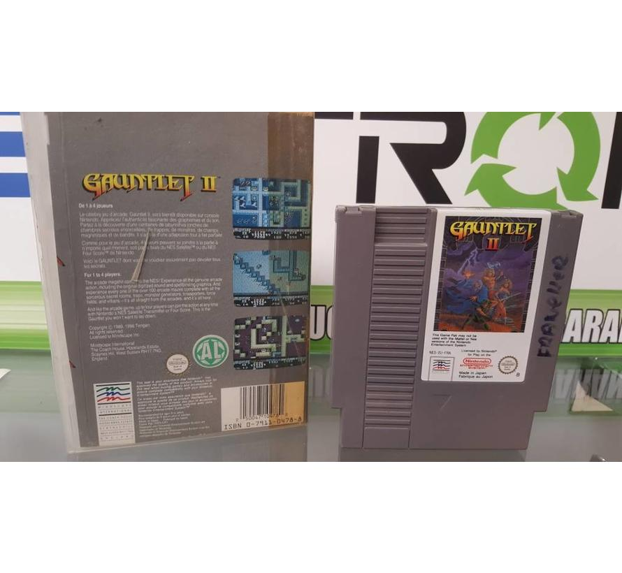 Gauntlet 2 - Nintendo [NES] Game [PAL]