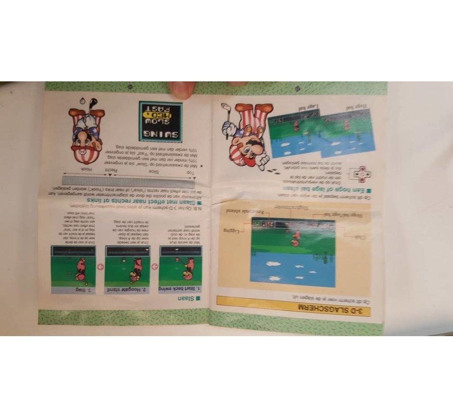 NES Open Tournament Golf- Nintendo [NES] Game [PAL]