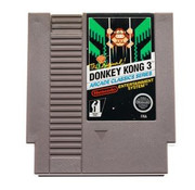 Donkey Kong 3 - Nintendo [NES] Game