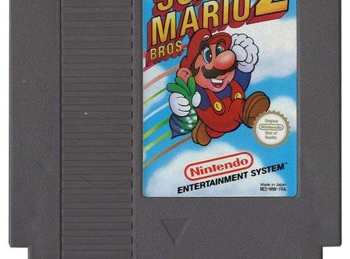 Copy of Mario & Yoshi (losse cassette)