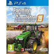 PS4 Farming Simulator 19 - PS4
