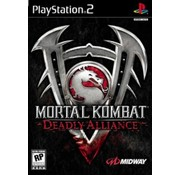 Mortal Kombat - Deadly Alliance PS2