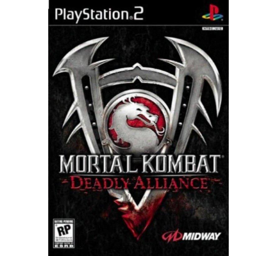 Mortal Kombat - Deadly Alliance PS2