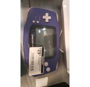 INKOOP CONSUMENT Gameboy Advance (excl, achterklepje)