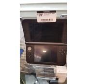 3DS Nintendo 3DS XL ZWART (excl, Stylus)