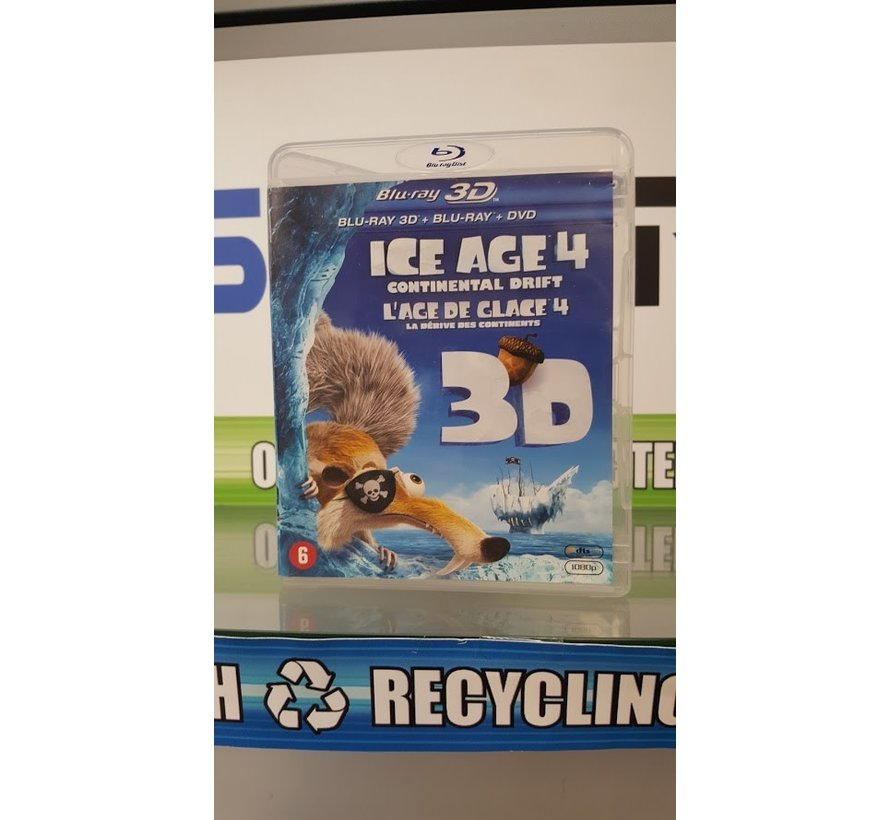 ICE AGE 4 Blu-Ray