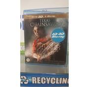 Texas chainsaw 3D blu-ray