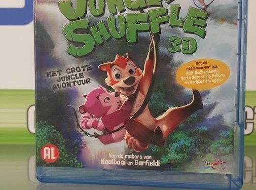 Jungle Shuffle Blu-Ray