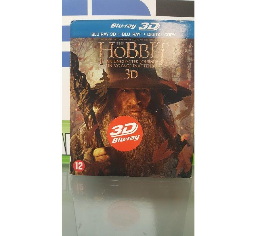 The hobbit blu-ray