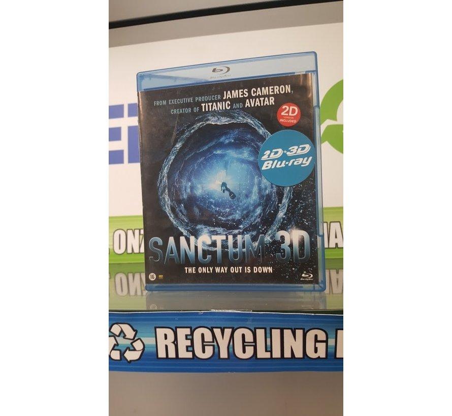 Sanctum 3D blu-ray