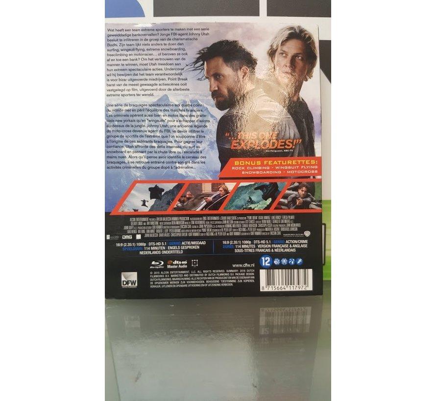 Point Break Blu-Ray 3D