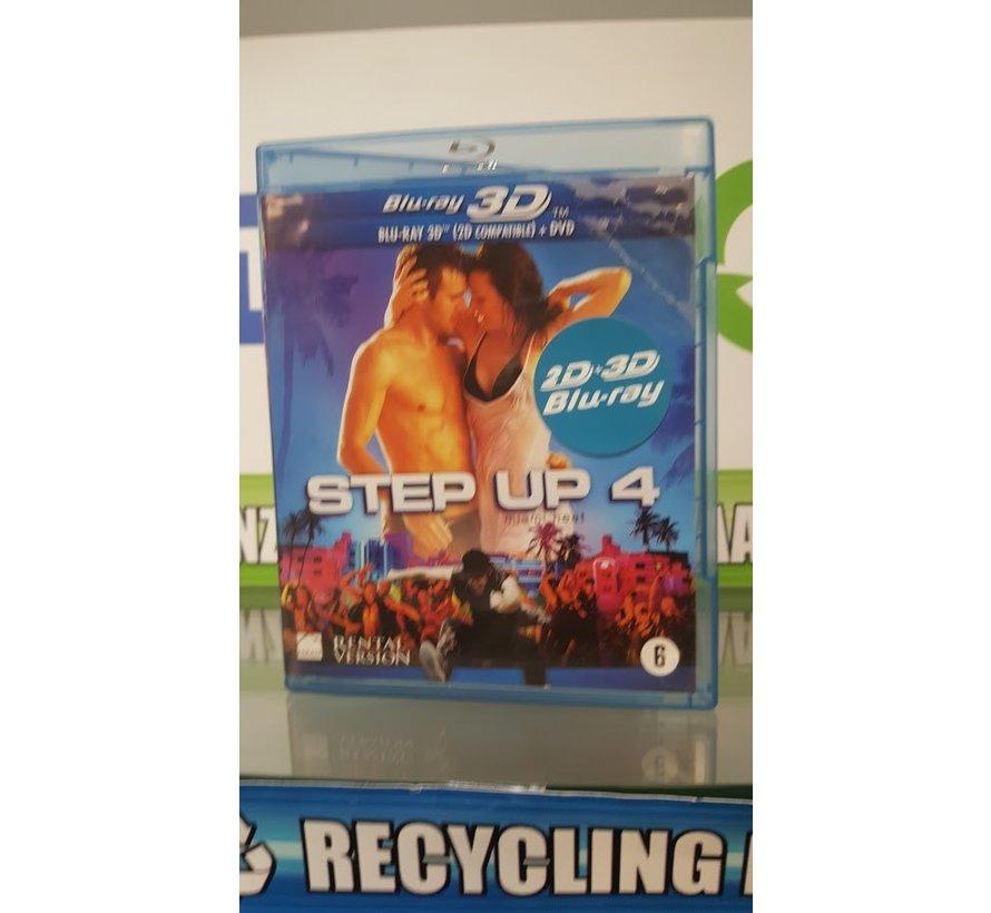 Step Up 4 Miami Heat | 3D Blu-Ray