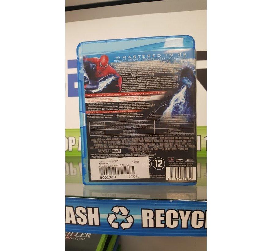 Spider-man 2 blu-ray