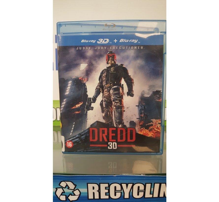 Dredd   3D Blu-Ray