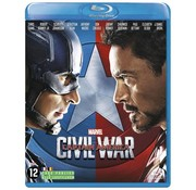 Captain America Civil War | 3D Blu-Ray