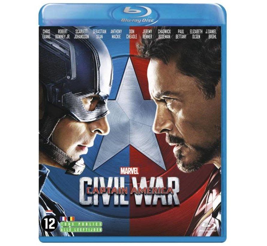 Captain America Civil War | 3D Blu-Ray