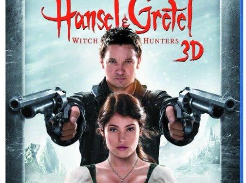 Hansel & Gretel Witch Hunters | 3D Blu-Ray