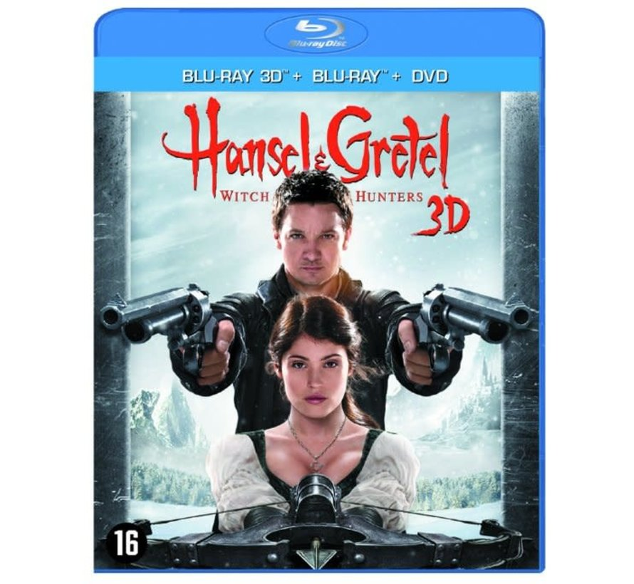 Hansel & Gretel Witch Hunters | 3D Blu-Ray