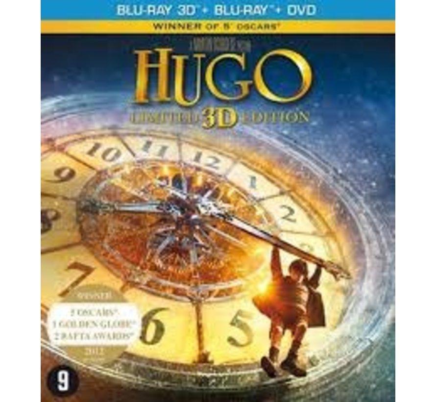 Hugo Blu-Ray 3D