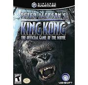 Peter Jackson King Kong Game Cube