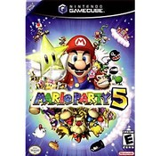Mario Party 5 Nintendo Game Cube