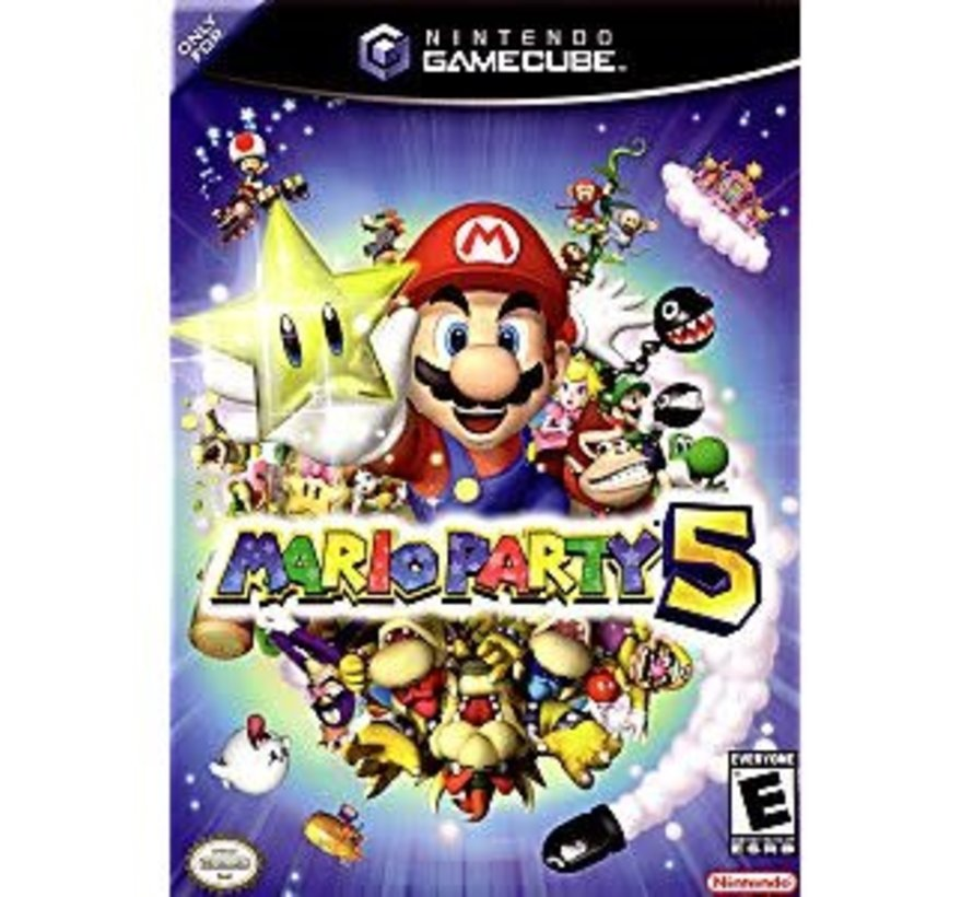 Mario Party 5 Nintendo Game Cube