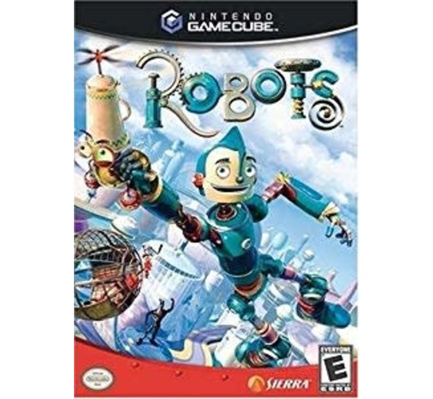 Robots Game Cube
