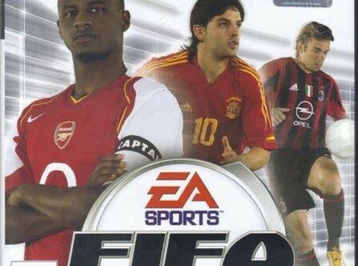 Fifa Football 2005 Nintendo Game Cube