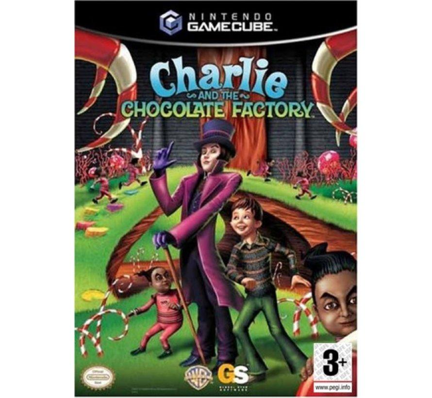 Sjakie en de chocolade fabriek Game Cube