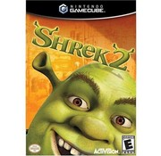 Shrek 2 Game Cube
