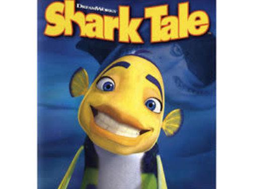 Shark Tale Game Cube
