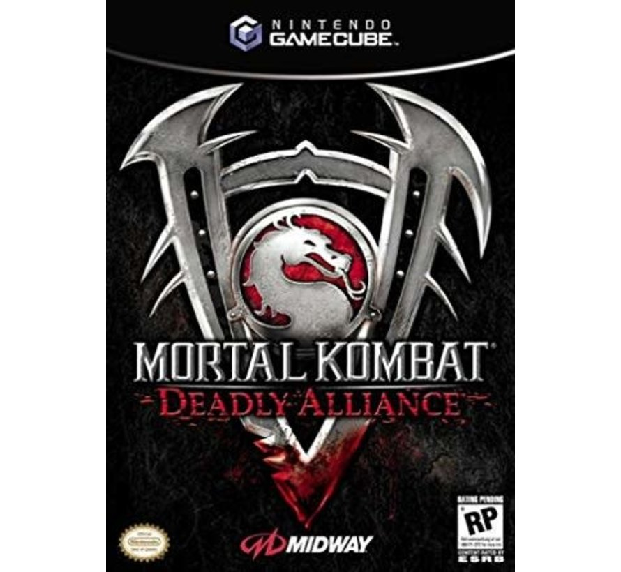 Mortal Kombat Game Cube