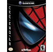 Spiderman Game Cube